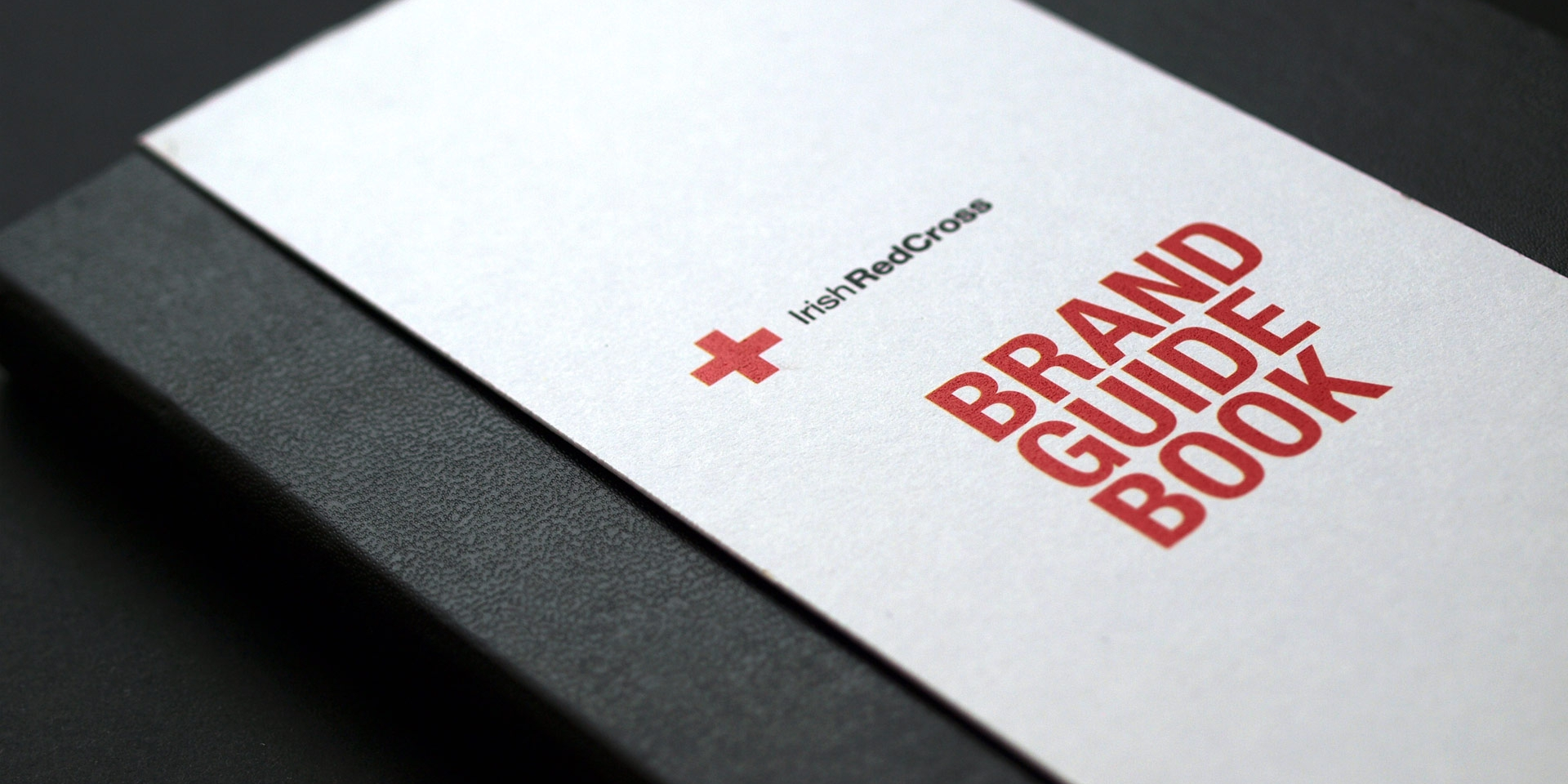 Irish Red Cross Branding